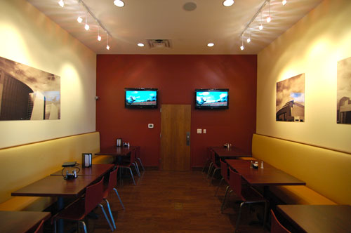 Private Room at Buckhead Pizza Co. Galleria